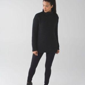 Lululemon Karma Kurmasana Turtleneck Sweater